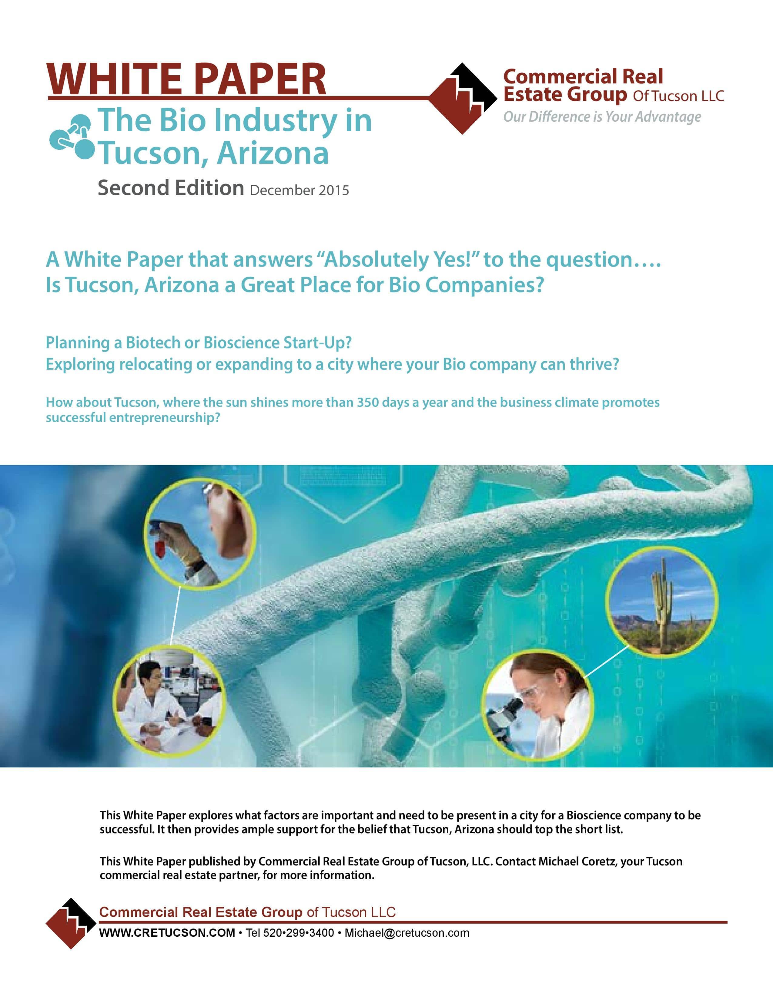 Bioscience Whitepaper