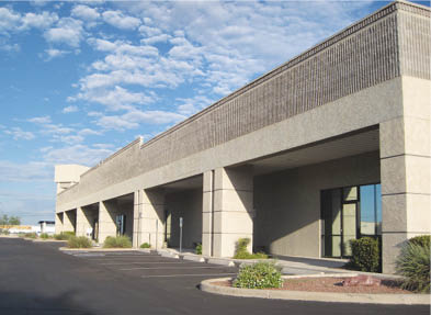 Photo of Tucson office space that is the subject of this case study on changing needs.