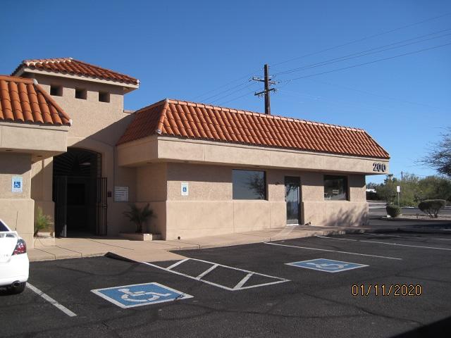 Tucson Pediatric Cardiology - Building Image